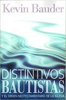 Distintivos Bautistas (Rústica) [Libro]