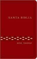 Biblia RVR60 Granate Flexible vinil