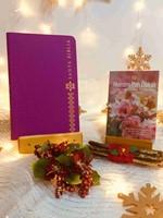 Biblia de Promesas rvr60 + Historias bíblica CLC Niña