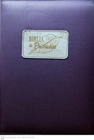 Biblia RVR60 Promesas Letra Grande (Tela Acolchada) [Biblia]