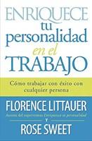 Enriquece tu Personalidad en el Trabajo (Rústica) [Libro]