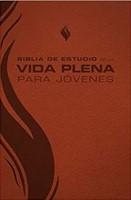 Biblia de estudio RVR 1960 de la vida plena para Jóvenes TD