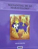 Manantial de lo Maravilloso/Guía del Maestro (Rústica/Anillado) [Libro]
