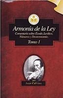 Armonía de la Ley, Comentario sobre Éxodo a Deuteronomio (rustica blanda) [Libro]