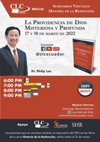 Seminario Virtual Historia de la Redención