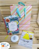Aliento para Cada Día + Notepad + Coquetera + Funda de regalo Pequeña