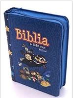 Biblia para niños mi gran Viaje Letra grande