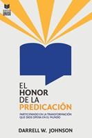 El Honor de la Predicación