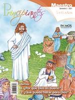 ¿Por qué Dios es Bueno? / ¿Qué Puedo Hacer para Dios? (Rústica) [Escuela Dominical]