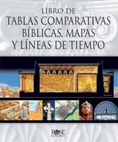 Libro de Tablas Comparativas Bíblicas, Mapas y Líneas de Tiempo