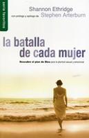 BATALLA DE CADA MUJER BOLSILLO (Rústica) [Libro]