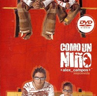 Como Un Niño CD.DVD