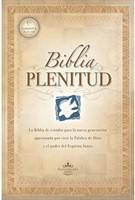 B PLENITUD RVR60 MANUAL RUSTICA (Rústica) [Biblia]