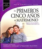 GUIA PRIMEROS CINCO AÑOS DE MATRIMONIO