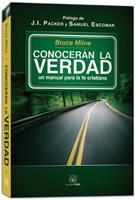 CONOCERAN LA VERDAD (Rústica) [Libro]