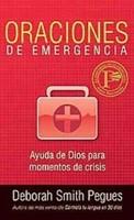 ORACIONES DE EMERGENCIA BOLSILLO (Rústica) [Libro]