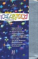 Biblia Colormax Plata