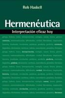 HERMENEUTICA INTERPRETACION EFICAZ HOY [Libro]