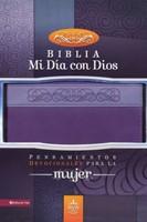 Biblia Mi Día con Dios RVR60