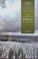 COMO ESTUDIAR LA BIBLIA [Libro]