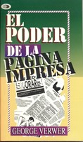 PODER DE LA PAGINA IMPRESA BOLSILLO [Libro]