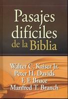 PASAJES DIFICILES DE LA BIBLIA TD [Libro]