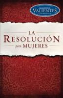 RESOLUCION PARA MUJERES, LA [Libro]