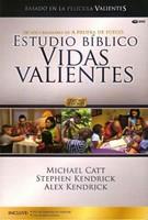 Estudio Bíblico Vidas Valientes (DVD de fragmentos + libro)