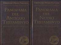 CBP PANORAMA DEL ANTIGUO TESTAMENTO  TD [Libro]