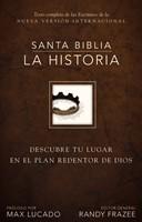 B BIBLIA HISTORIA NVI TD (tapa dura) [Libro]
