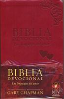Biblia devocional 5 lenguajes del amor