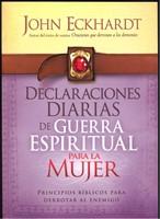DECLARACIONES DIARIAS DE GUERRA MUJER (Rústica)