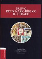 NUEVO DICCIONARIO BIBLICO ILUSTRADO (Tapa Dura) [Libro]