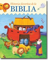 Historias Favoritas de la Biblia