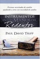 Instrumentos en las manos del Rendentor