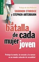 BATALLA DE CADA MUJER JOVEN BOLSILLO