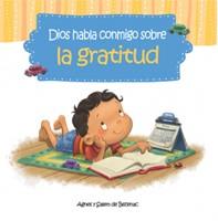 Dios habla conmigo sobre la gratitud (Tapa suave rústica) [Libro]