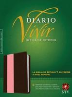B NTV DIARIO VIVIR ESTUDIO PIEL ROSA/CAFE INDICE (Piel)