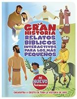 GRAN HISTORIA NT DE RELATOS BIBLICOS INTERACTIVA
