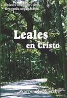 Leales En Cristo