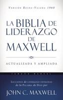 B LIDERAZGO MAXWELL PIEL CAFE NEW (Imitacion piel) [Biblia]