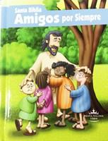 Biblia RVR023ce Amigos Por Siempre Azul (Tapa Dura) [Biblia]