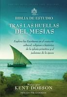 Tras Las Huellas Del Mesías - Biblia De Estudio RVR60