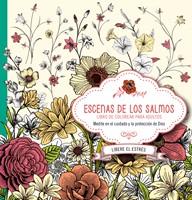 COLOREE ESCENAS DE LOS SALMOS
