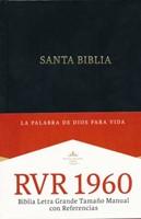 Biblia Holman Letra Grande Manual