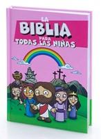 Biblia CLC Para Niñas (tapa dura ) [Biblia]