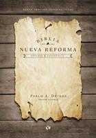 Biblia NVI de Estudio Nueva Reforma Tapa dura