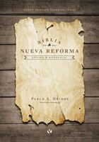 Biblia NVI estudio nueva reforma tapa dura