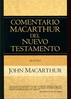 Comentario MacArthur Del Nuevo Testamento Mateo