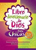 Libro Devocionario de Dios para Chicas 8-12 años